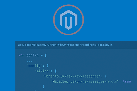Magento RequireJS & JavaScript Components